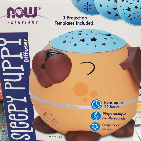Sleepy Puppy Diffuser for Kids