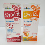 Stodal Homeopathic Cough and Cold Syrup, Adults and Children