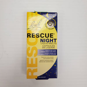 Rescue Remedy Night Liquid Melts 28caps