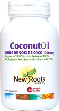 Coconut Oil 120s