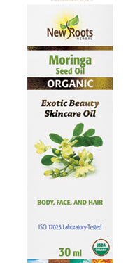 New Roots Moringa Seed Oil 30ml