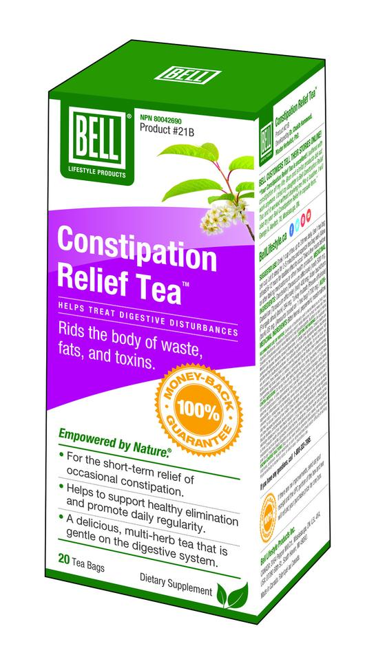 Constipation Relief Tea #21B