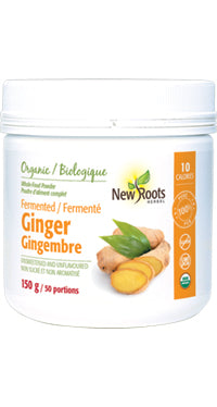 Fermented Ginger 150g