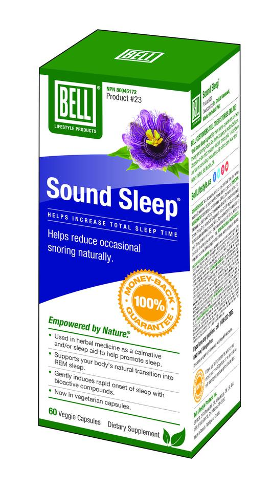 Bell Sound Sleep