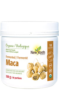 New Roots Fermented Maca 50 servings