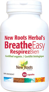 New Roots Herbal's Breathe Easy