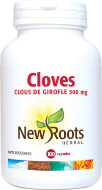 Cloves 500mg 100's