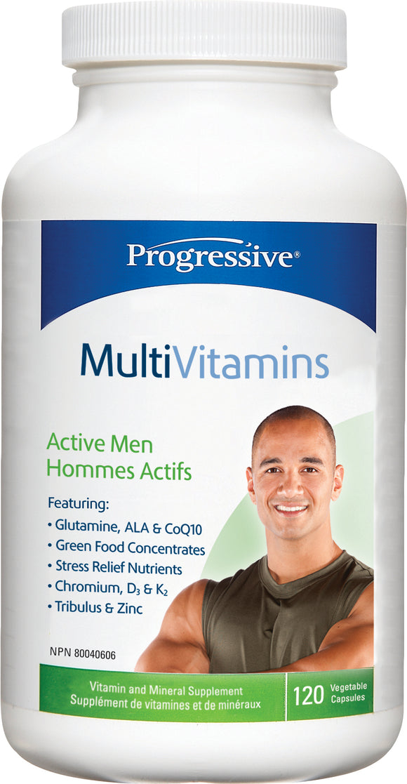 Multi Active Men 120's