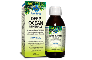 Deep Ocean Minerals, Whole Earth & Sea®