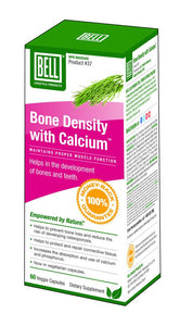 Bell Bone Density with Calcium #37