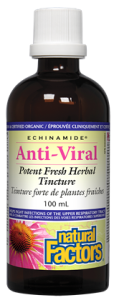 Anti-Viral Potent Fresh Herbal Tincture, ECHINAMIDE® 50ml