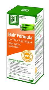 Bell Hair Formula for Men and Women  #77