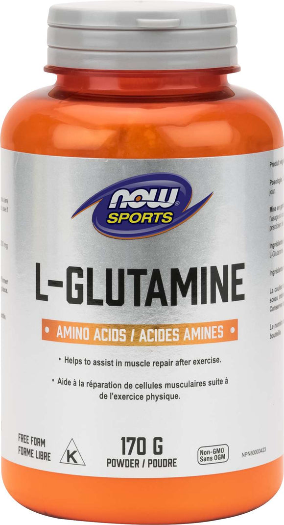 L-Glutamine Pure Powder 170g