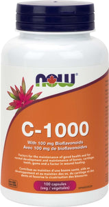 C-1000 with 100mg Bioflavonoids 100vcap