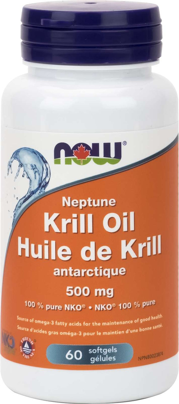 Neptune Krill Oil 500mg 120gel