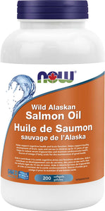 Wild Alaskan Salmon Oil 1000mg 200gel