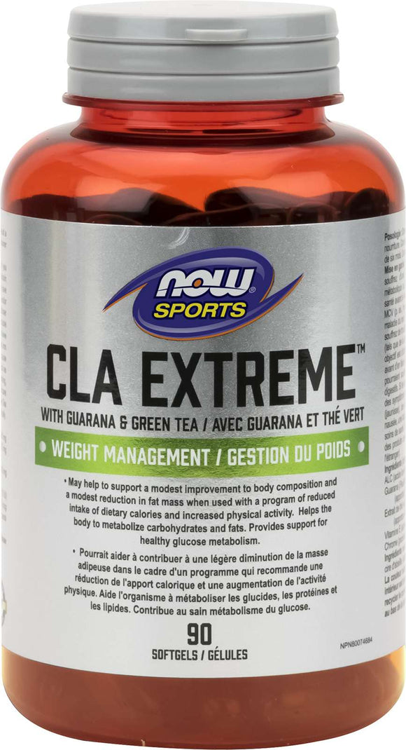 CLA Extreme w/ Carnitine, Guarana & Green tea 90gel