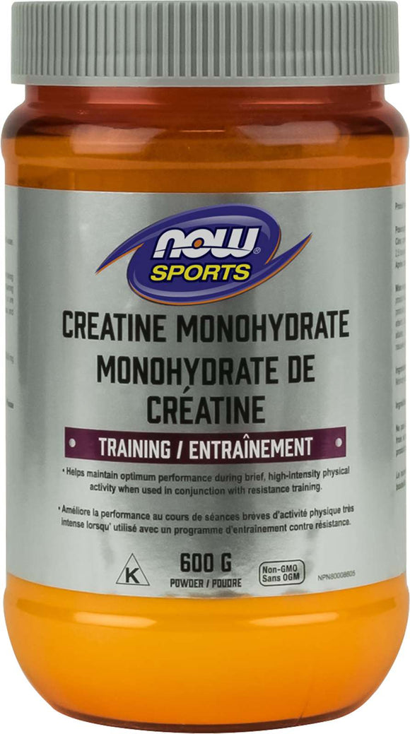 Creatine Monohydrate Pure Powder 600g