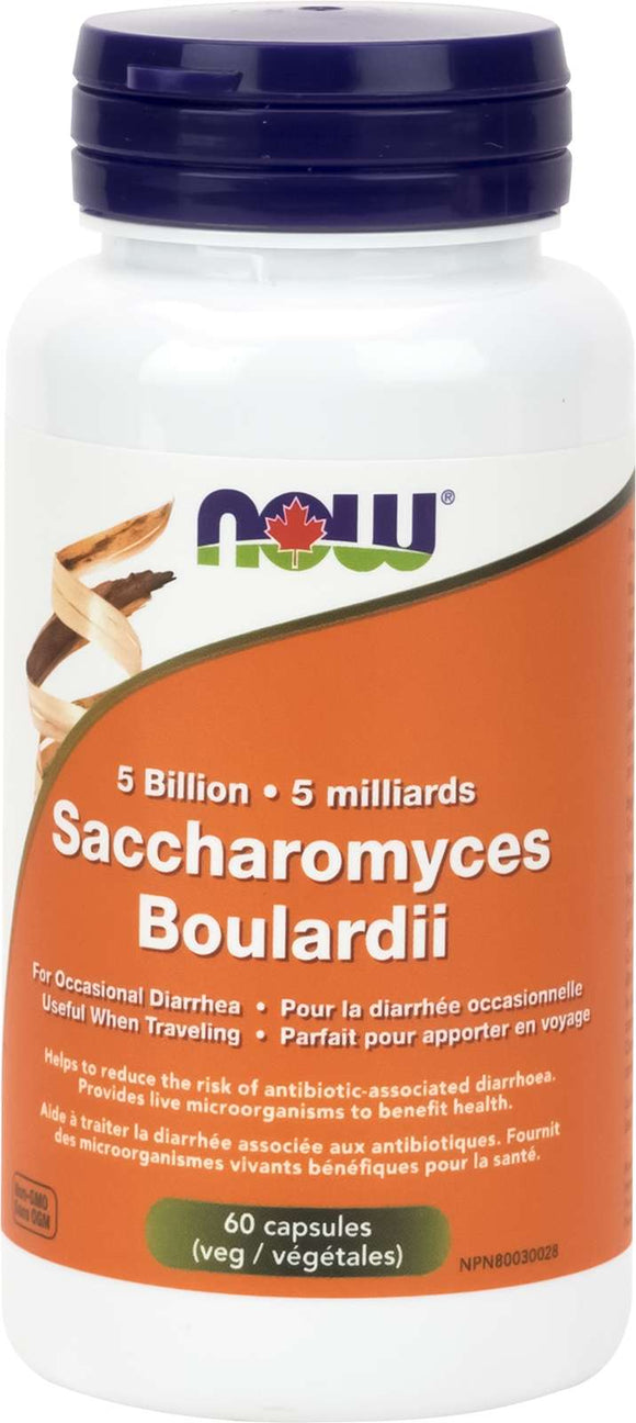 S. Boulardii 5 Billion (Diarrhea Relief) 60vcap (DF)