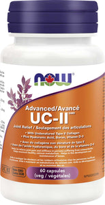 UC-II Advanced Joint Relief w/HA, D3, Boron 60vcap