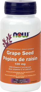 Grape Seed Extract 100mg 100vcap