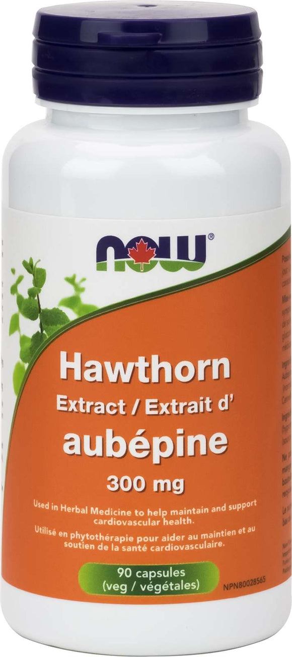 Hawthorn Ext 300mg/1.8% Std 90vcap
