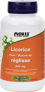 Licorice Root 450mg 100vcap