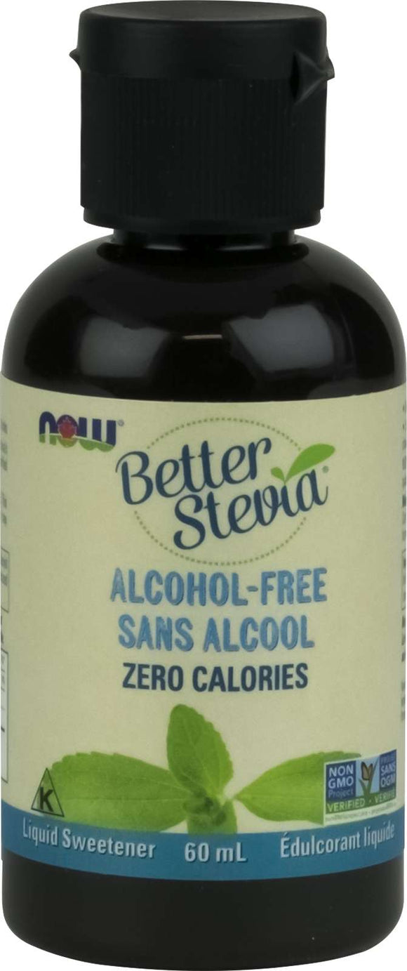 Stevia Glycerite Alcohol-Free Liquid   60mL