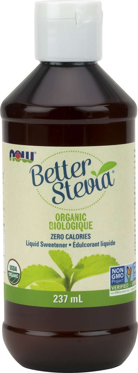 Organic Stevia Liquid Extract  237mL