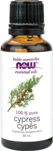 Cypress Oil (Cupressus sempervirens)30mL