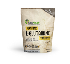 Iron Vegan Fermented L-Glutamine 400g