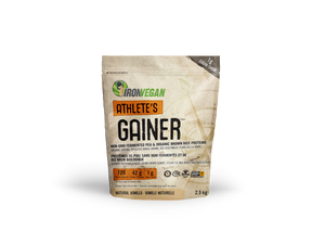 Athlete's Gainer- Vanilla 2.5kg