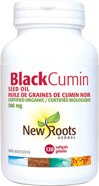 Black Cumin Seed Oil 500mg 60's
