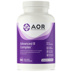 AOR Advanced B Complex 90's