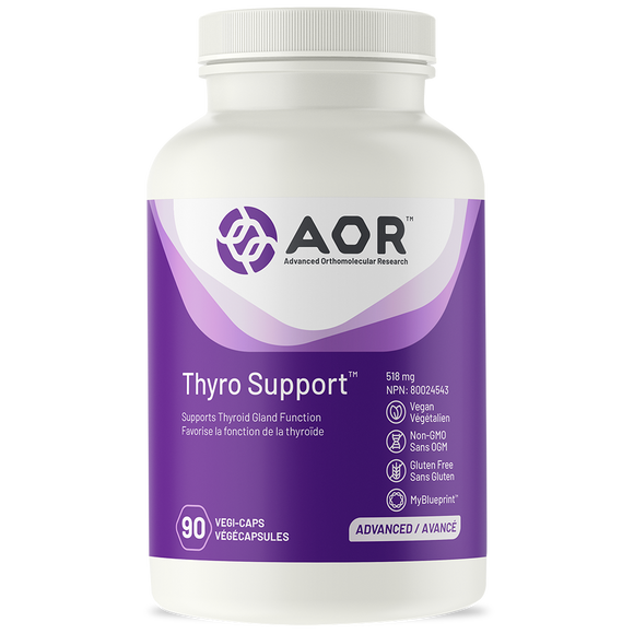 AOR Thyro Thyroid Support 90s