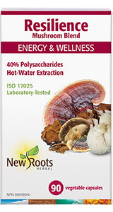 New Roots Resilience Mushroom Blend 90's