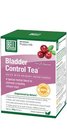 Bell Bladder Control Tea for Women #4b