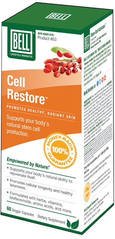 Bell Cell Restore (formerly Stem Cell Activator) #63