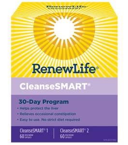 RenewLife CleanseSMART Kit
