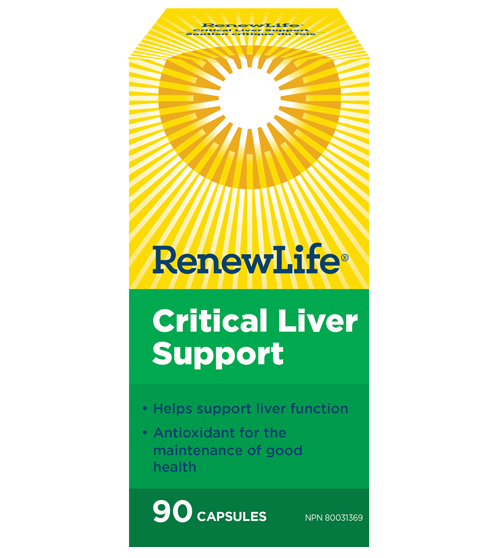 RenewLife Critical Liver Support 90's