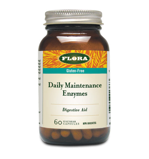 Daily Maintenance Enzymes 120s