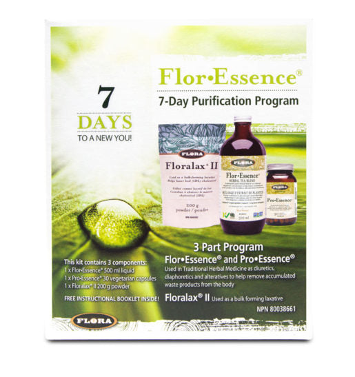 Flor•Essence® 7 Day Purification Program