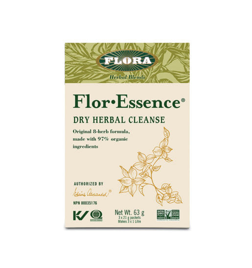 Flor•Essence® Dry Herbal Tea Blend