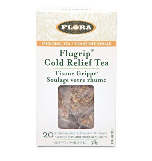 Flora Flugrip® Cold Relief Tea