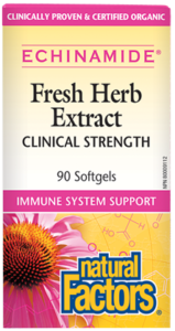 Fresh Herb Extract Clinical Strength, ECHINAMIDE®