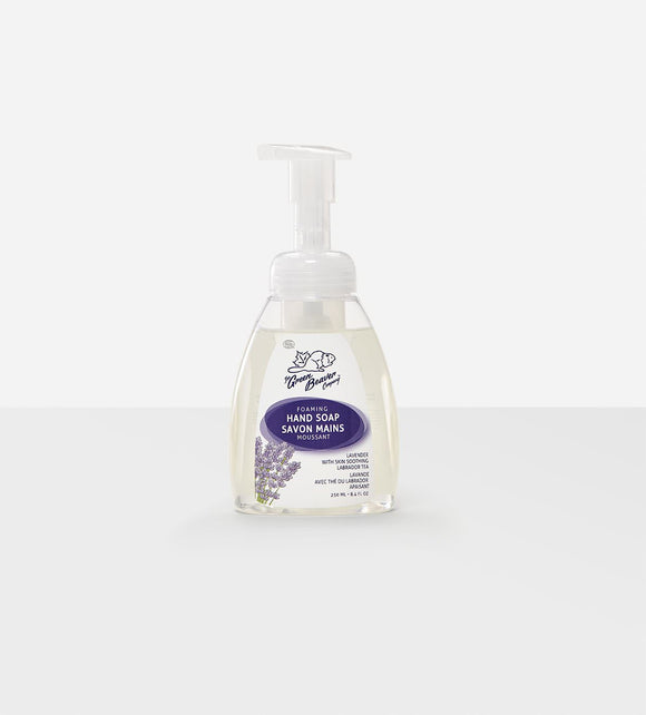 Green Beaver Natural Foaming Hand Soaps 250ml