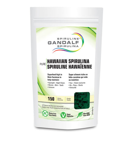 Gandalf™ Hawaiian Spirulina Powder 150g