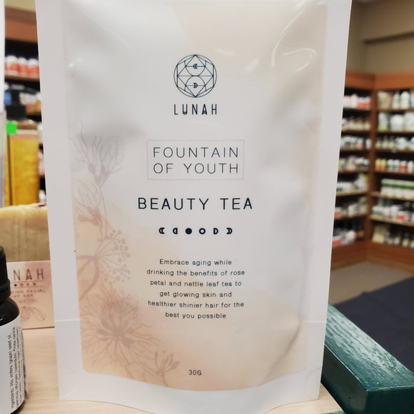 Lunah Life Beauty Tea
