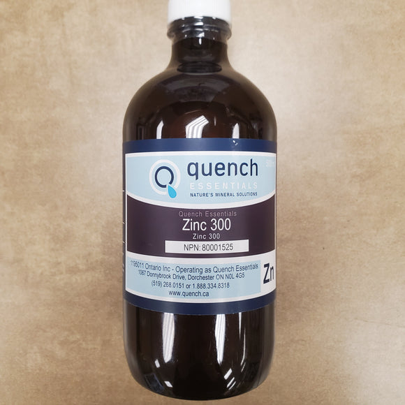 Quench Essentials Zinc 300 liquid 500ml