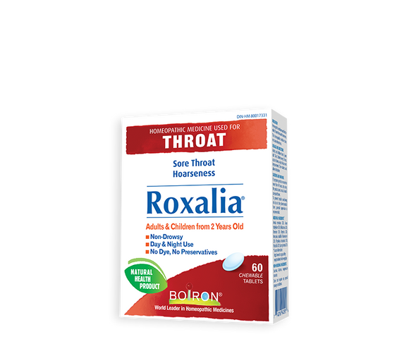 Roxalia Sore Throat